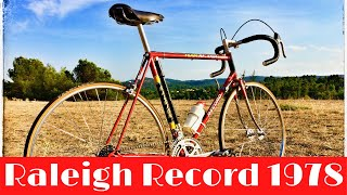 Team Raleigh Record 1978
