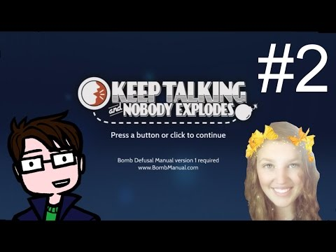 Keep Talking and Nobody Explodes #2: Words are Confusing