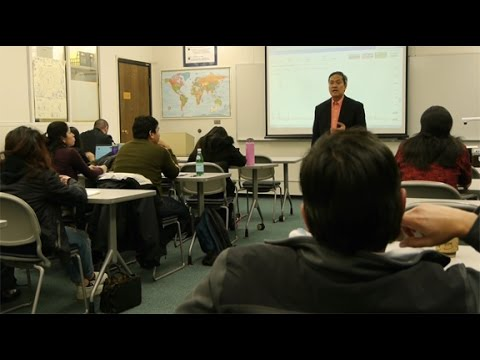 North Seattle College - BAS International Business Program - Building Dreams 2017