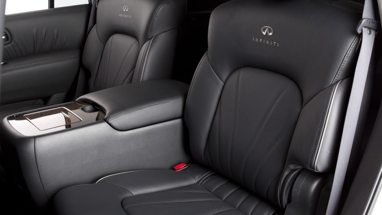 2018 Infiniti Qx80 Climate Controlled Seats If So Equipped Youtube