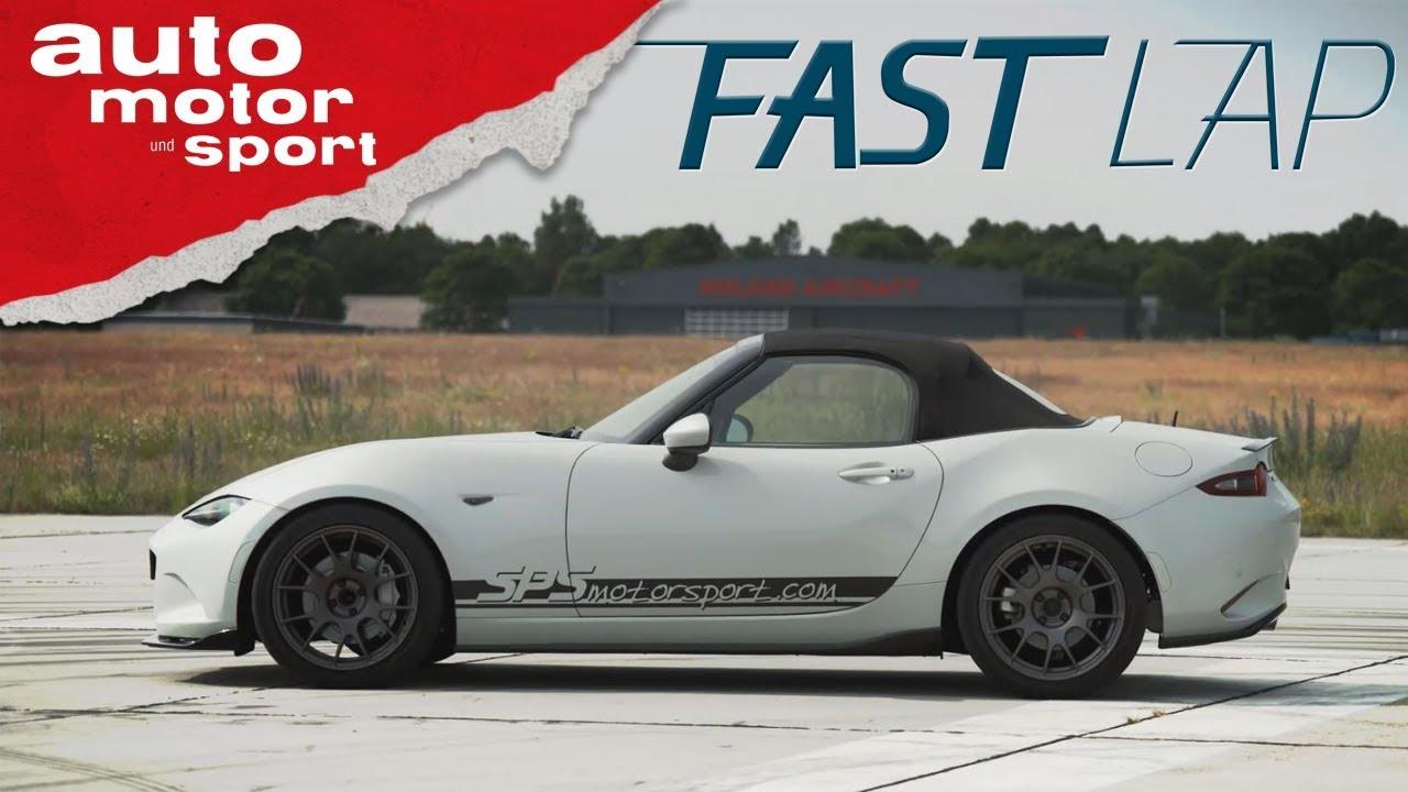 mazda mx-5 sps motorsport: zusatz-power für den quertreiber - fast
