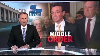 Out Of Touch Libs Fall Deeper With Agendas.(Victoria) Nine + Seven News
