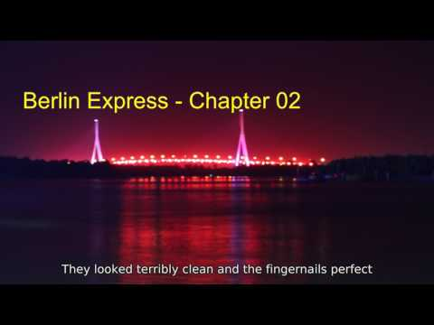 Berlin Express   Chapter 02 English story   subtitle