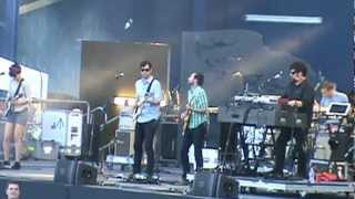 The Shins - So Says I (live)