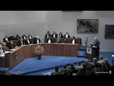 Thesis defence Cornelis Willem (Coen) van galen, May 30th 2016 Radboud University Nijmegen