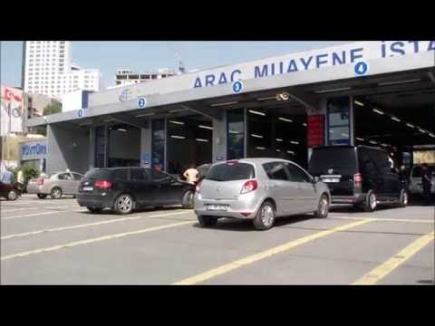 Vehicle Inspection and Emissions Testing in Turkey.