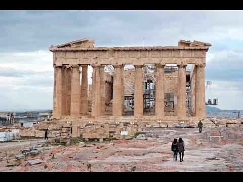 #49. Christmas Trip Greece 2016-17 (Dec 22, 2016 - Jan 6, 2017) - HD