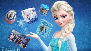Disney Frozen Funko Mystery Mini, Photocards, Fashems - Surprise Egg And Toy Collector Setc