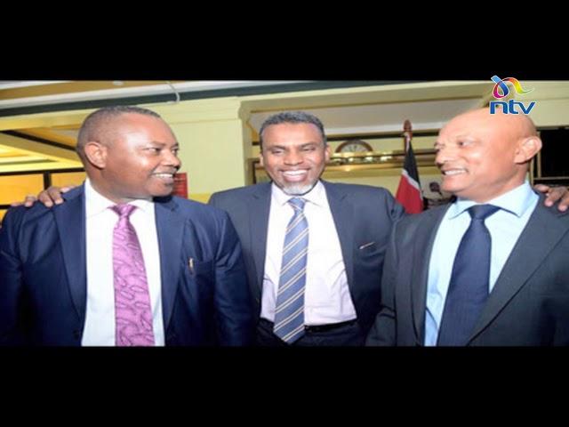 4 CSs under probe for multi-billion shilling dam construction deal