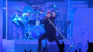 Iron Maiden - The Prisoner - live @ Friends Arena, Stockholm - 13th July 2013