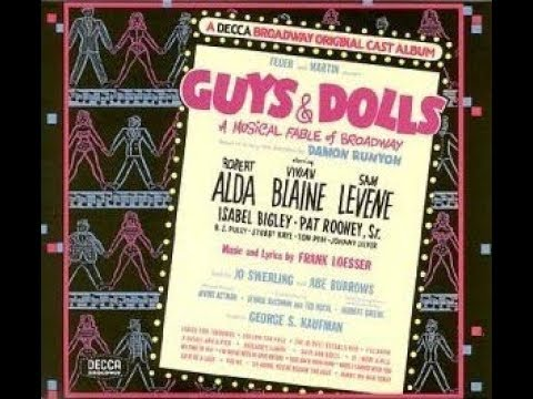 Best of Broadway Guys and Dolls