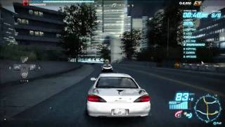Need For Speed World Online BETA  Gameplay Europe Maxed Out (Multiplayer)