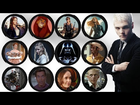 My Chemical Romance's 'TEENAGERS' Sung by 150 Movies!