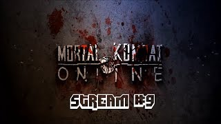 Mortal Kombat Online - Twitch Stream - August 27, 2018 - Future of Kombat Kon