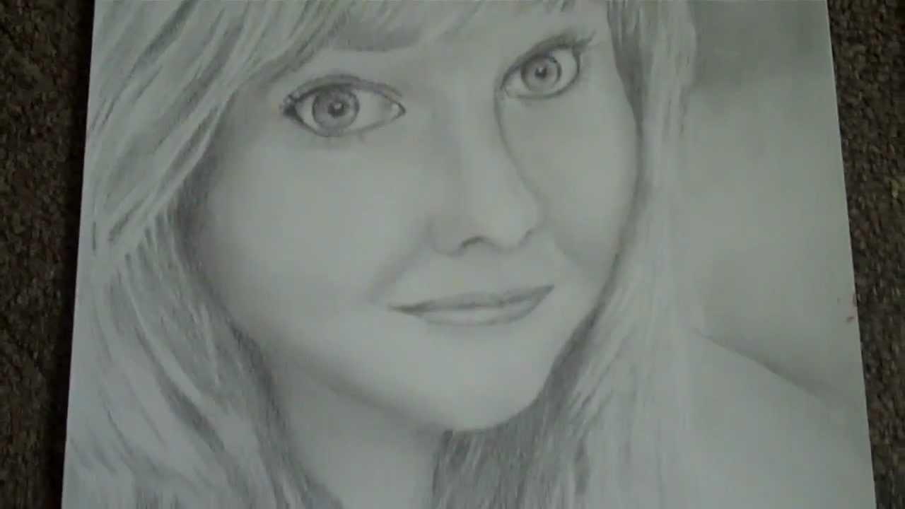 Robert Burns pencil Drawings 2011/12 - YouTube