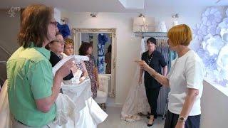Mary Portas Secret Shopper at The Wedding Shop