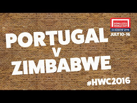 Portugal v Zimbabwe   Group F  #HWC2016