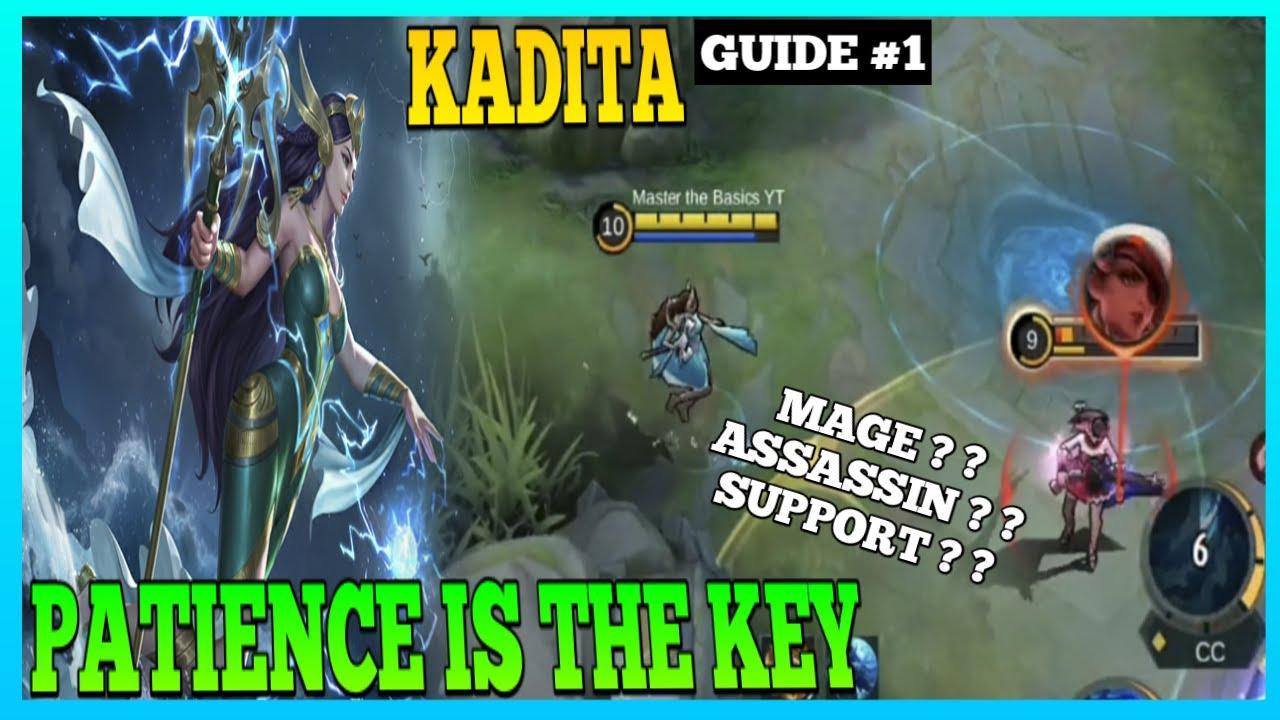 Why You Need to Play Kadita as Assassin | Master the Basics | Kadita Gameplay | MLBB