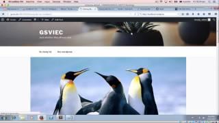 Cài đặt Plugin và Theme trong Wordpress