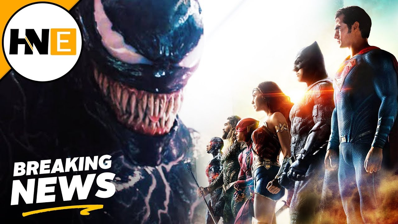 VENOM to Beat Justice League Box Office With Insane Tracking