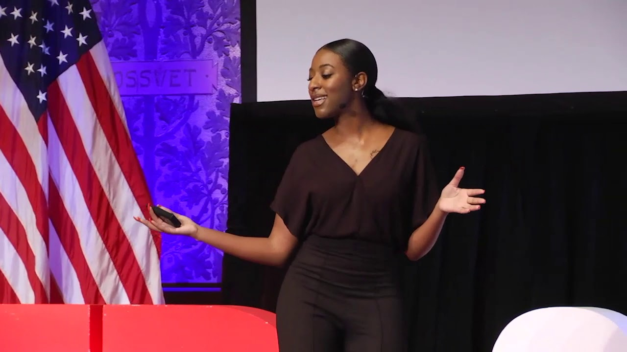 It's Not Manipulation, It's Strategic Communication | Keisha Brewer | TEDxGeorgetow