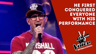 Winner of the first Voice in the World | Ben Saunders - ALL performances
