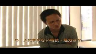 「東京俳優市場2010冬」第三話から藤村一成さんインタビュー。