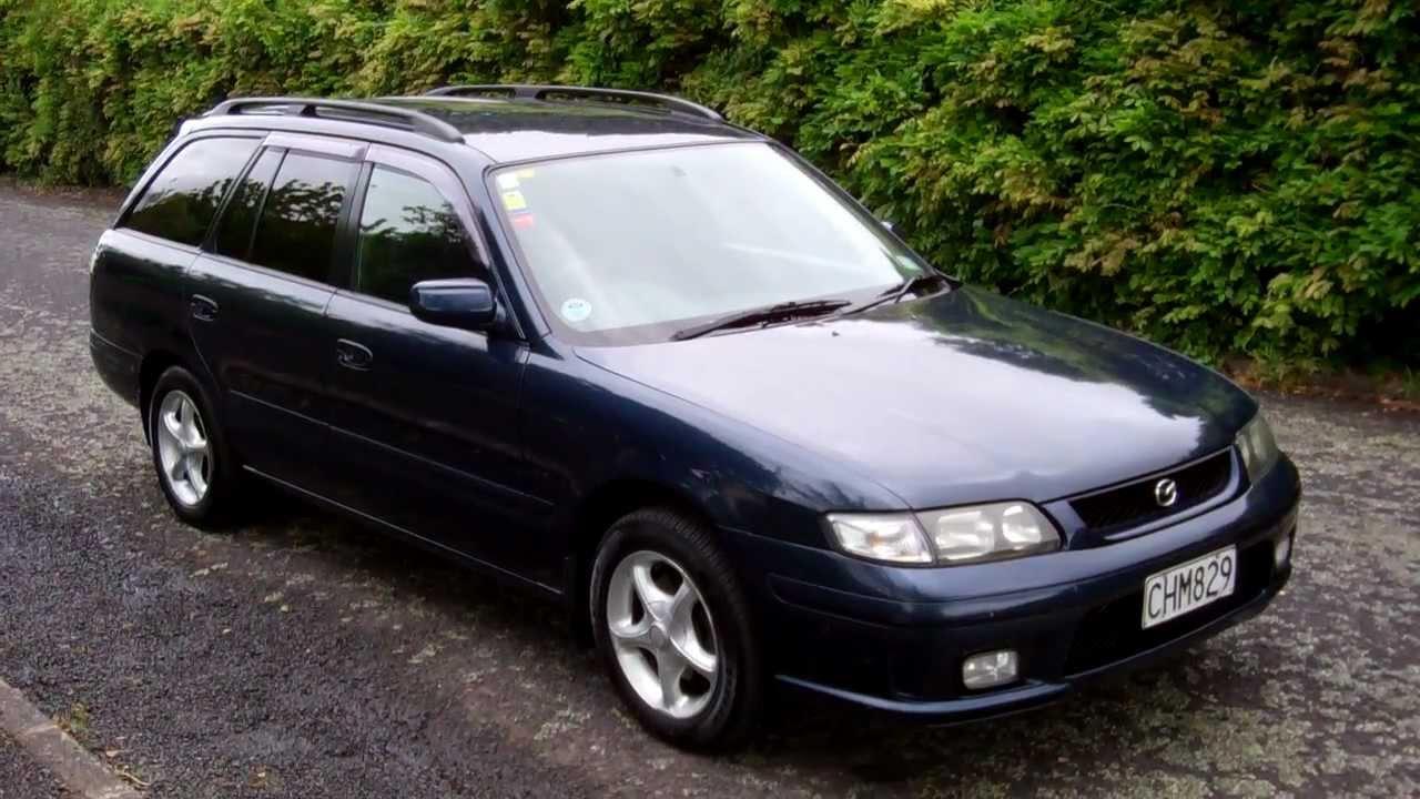 1998 mazda capella wagon $1 reserve!!! $cash4cars$cash4cars
