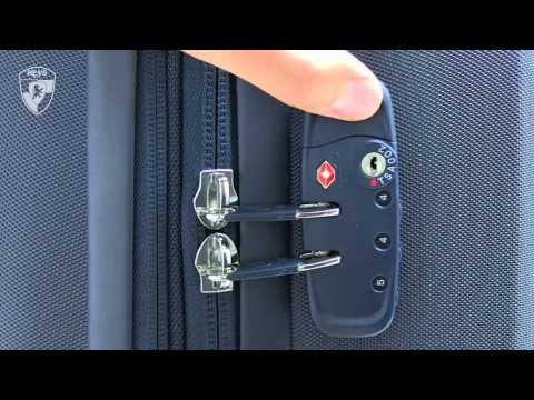 How To Open Reset A Tumi Tsa Lock When You Lost The Number