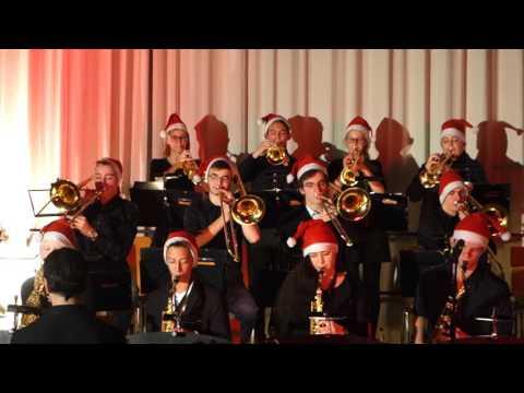 Santa Claus is coming to Town - C.O.M.B.O. Goethe-Gymnasium Berlin (37. Jazz Night, 2015)