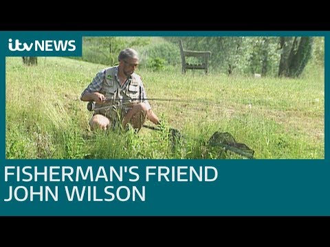 Go Fishing With John Wilson May 1994 | ITV News