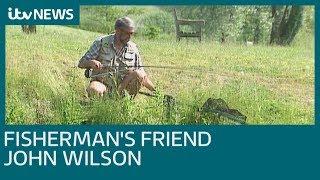 Go Fishing with John Wilson May 1994 | ITV News