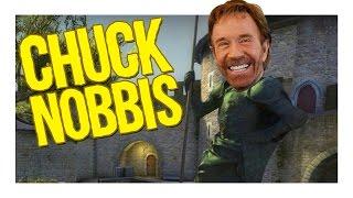 CS:GO Funny Moments │ CHUCK NOBBIS