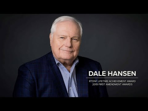 'What we do matters': Dale Hansen honored with RTDNF Lifetime Achievement Award Mp3