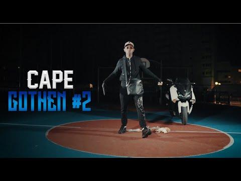 Capé - Gothen #2 [Prod By. AmneziaBeats] I Daymolition