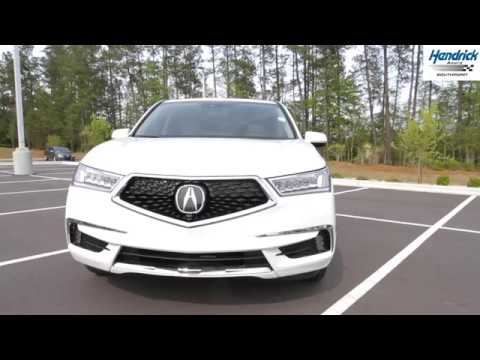REVIEW of The 2019 Acura MDX