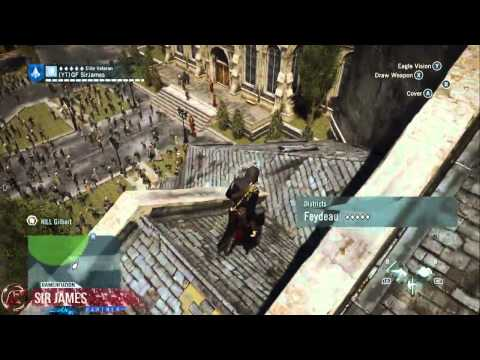 Assassin's Creed Unity social Club Mission - Betrayer of the Queen