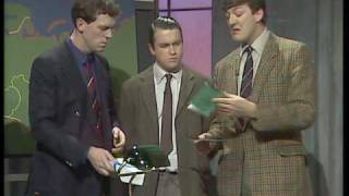 Saturday Live: Fry and Laurie, Harry Enfield and Ben Elton - DVD out now