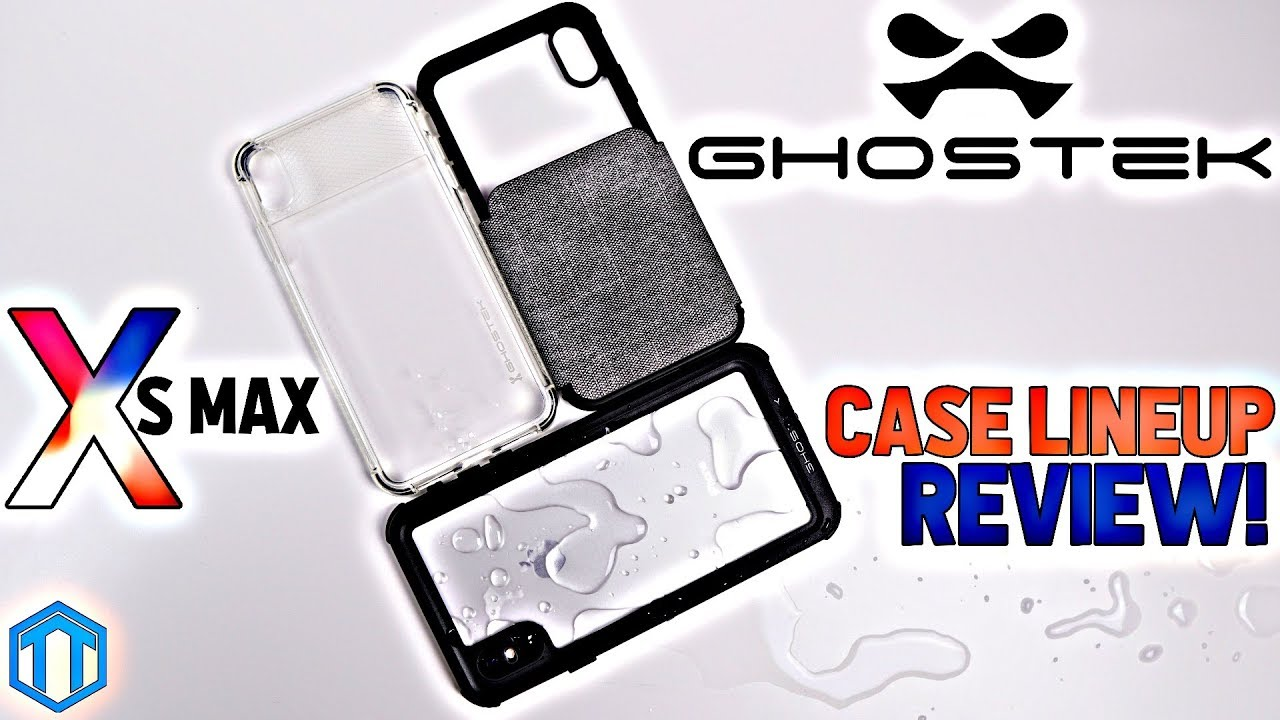 ghostek iphone xs max case