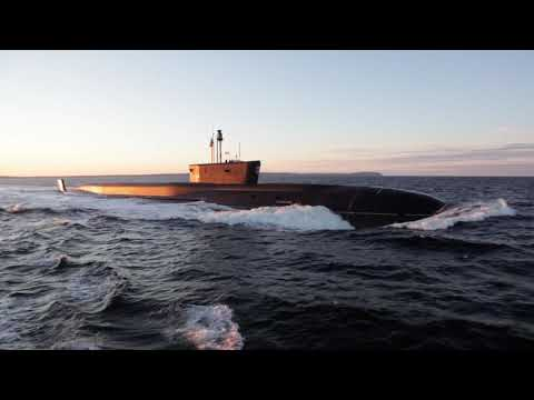 Meet Russia's latest nuclear-powered Borei-class intercontinental ballistic missile submarine