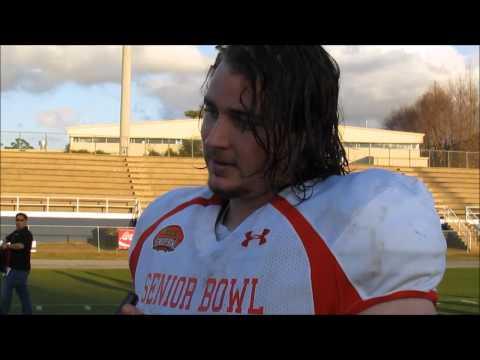 Player Spotlight: OT Ty Sambrailo, Colorado State