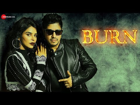 Burn - Official Music Video   Harry Anand Feat. Nivedita Chandel   Shrishti Bhandari