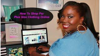 Shop Plus Size Clothing Online/Tips & Tricks