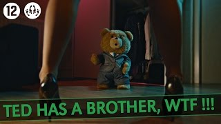 TED HAS A BROTHER, WTF! (4K) R-Rated