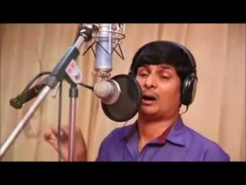 Bhojaraj Vamanjuru Yesa movie song Making . Yakshagana song- kalekul kalet