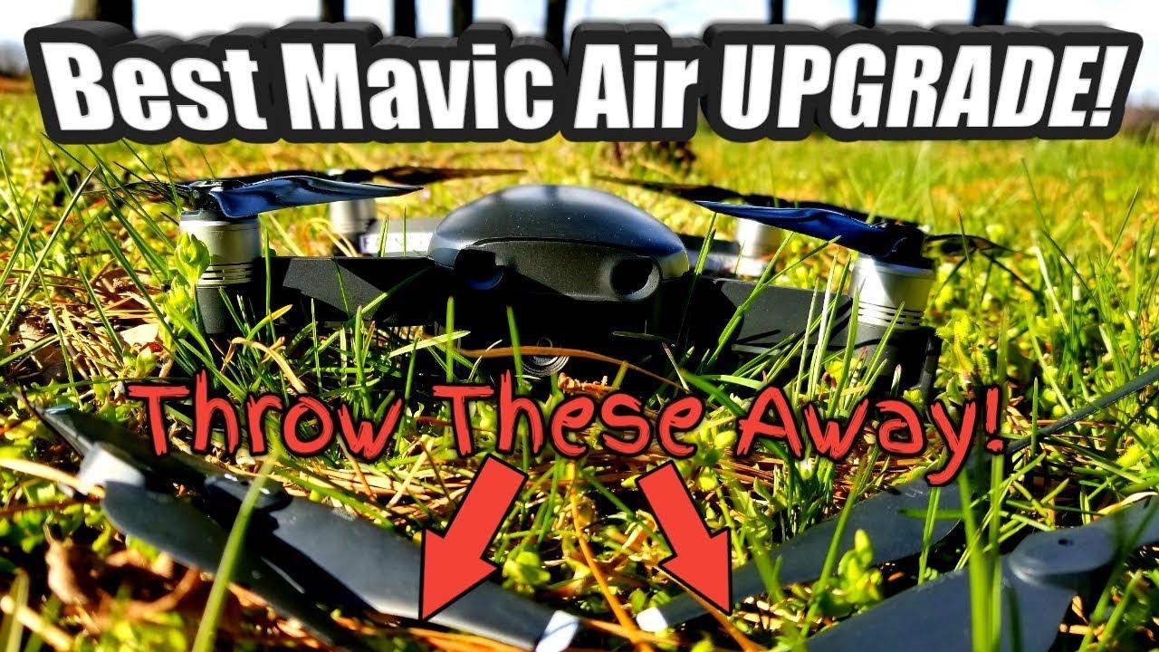 Dji Mavic Air Master Airscrew Stealth Quiet Propellers
