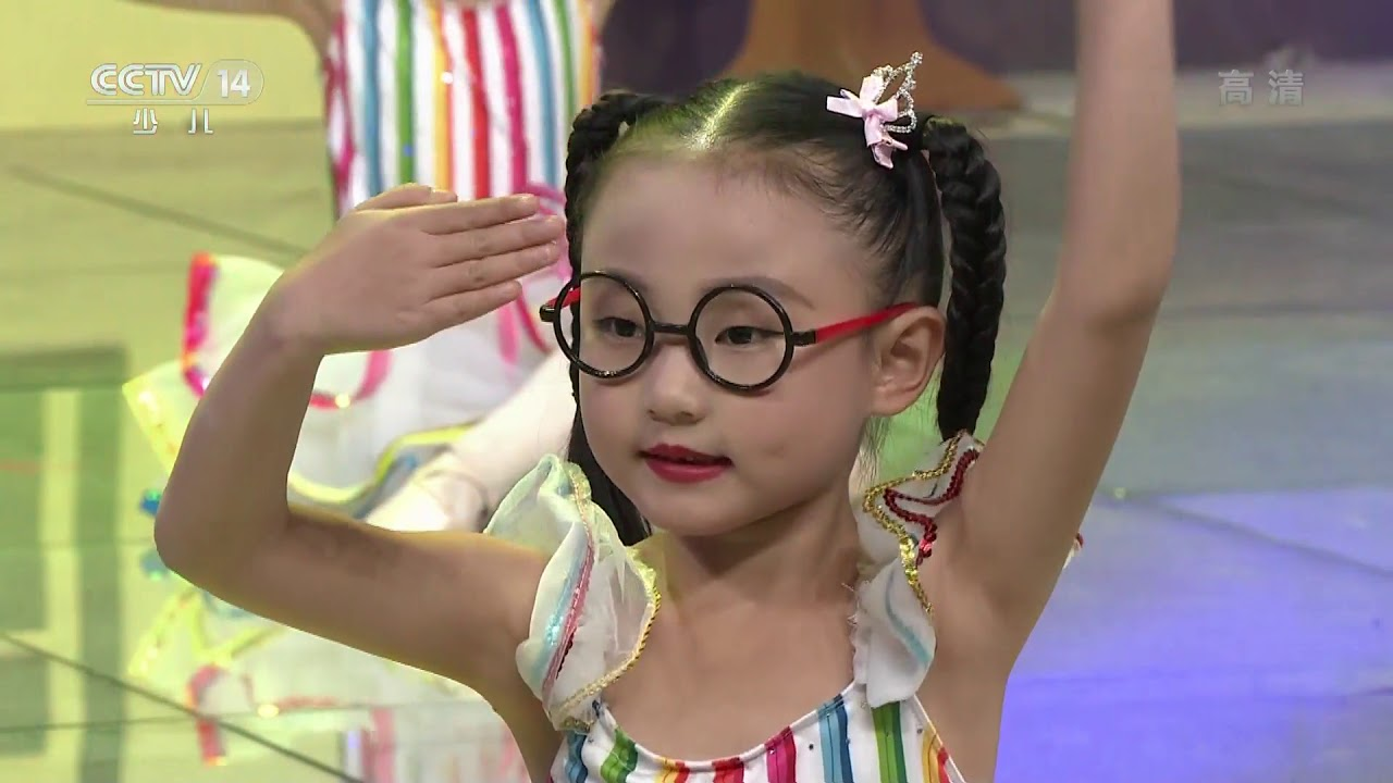 [英雄出少年]舞蹈《童语撷趣》   CCTV少儿