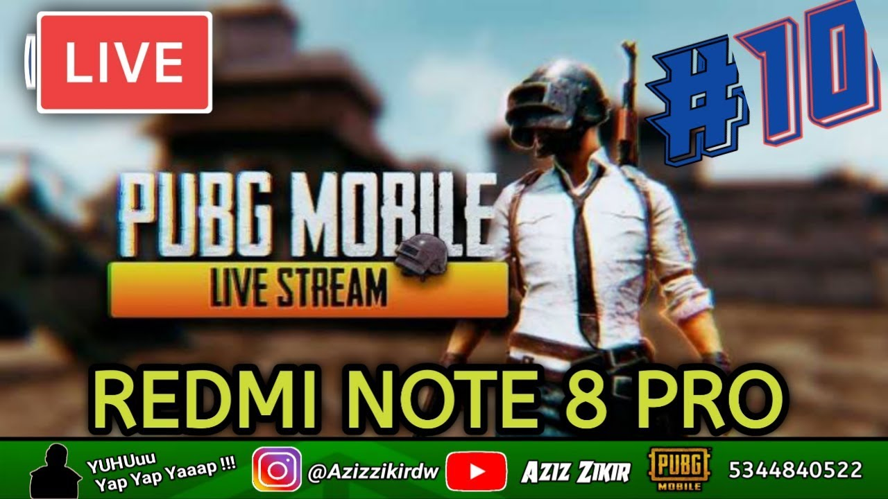 🔴 LIVE   BUYUNG PUYUH GIVE AWAY  - STREAMING PUBG MOBILE INDONESIA