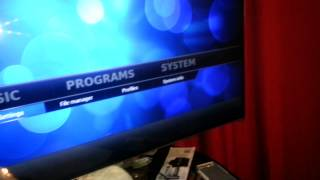 Using Vizio M remote to control XBMC on Rasberry P