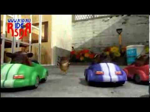 Rats Race 7D Crazy Cinema Box